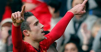 Van Persie: 27 league goals