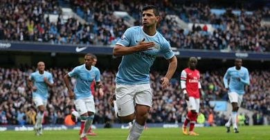 Man City v Tottenham A Goal to be Scored – 28/1 Coral