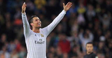 Cristiano Ronaldo to score anytime @ 5/1