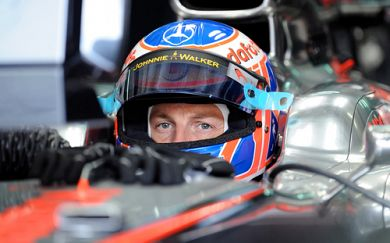 Button: Looking to get off to a flyer