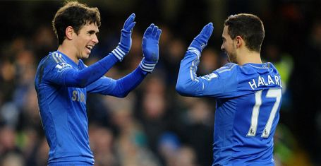 Chelsea to win @ 8/1 - Paddy Power