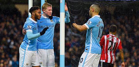 Man Utd 16/1 v Man City 7/1 - Betfair Sportsbook