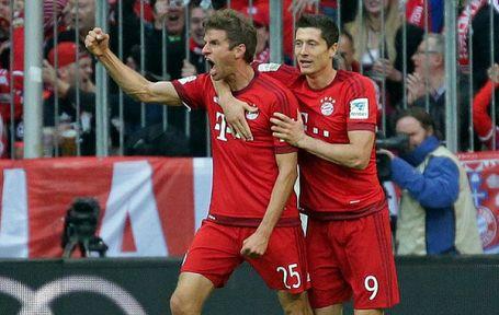Barcelona, Bayern Munich & PSG treble @ 12/1