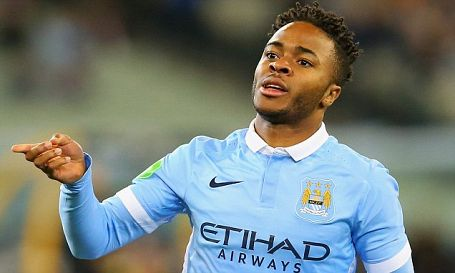 Sterling to score anytime & Man City to win – 12/1