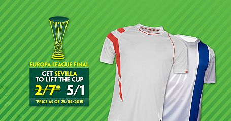 Sevilla To Lift The Cup 5/1