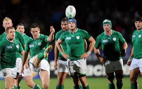 6/1 Ireland to beat France - Betfair Sportsbook