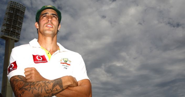 Mitchell Johnson Can Terrorise England Again
