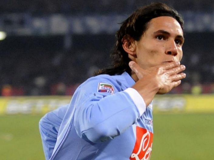 Cavani: 24 goals this season already.