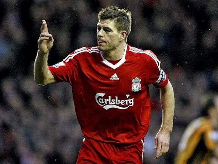 Gerrard: Scored 2 in the 2006 FA Cup FInal