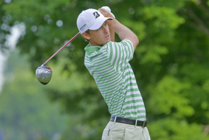 Charles Howell III on a good run
