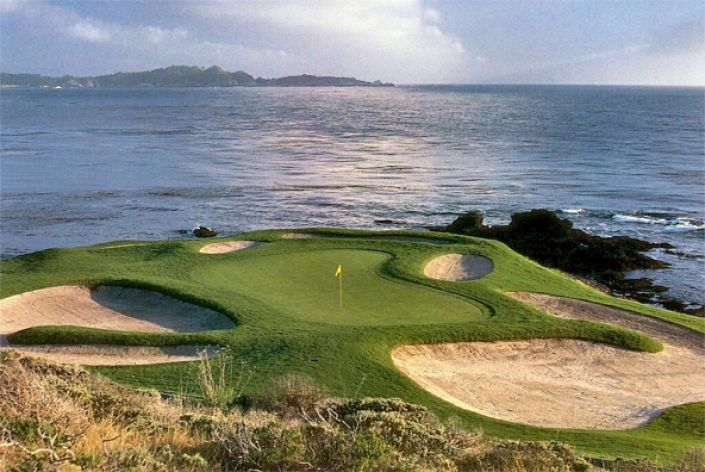 Pebble Beach trends