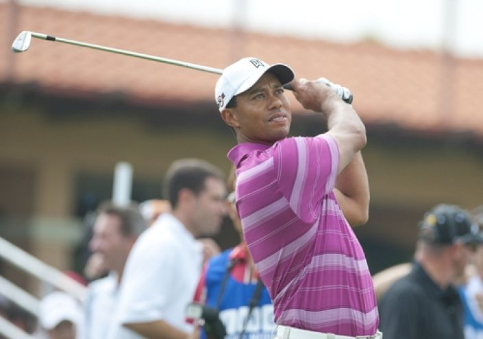 Woods is hunting a 15th major.