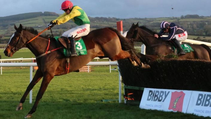 Foxhunter Chase Tip: Grand Jesture