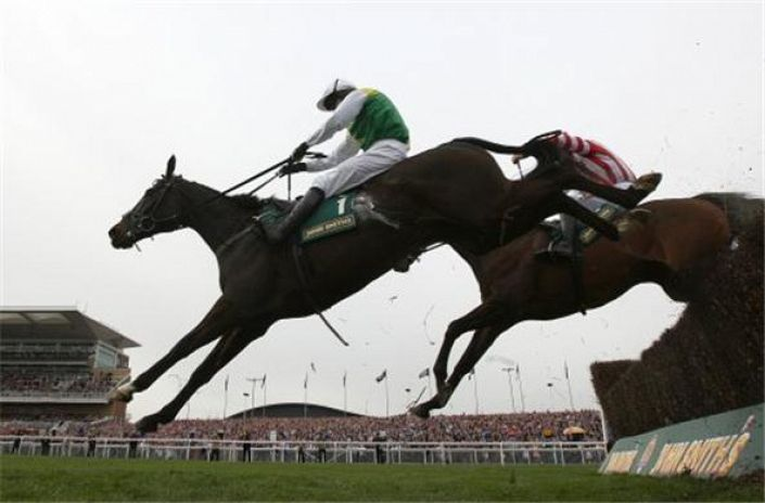 Grand National Odds: Vicente