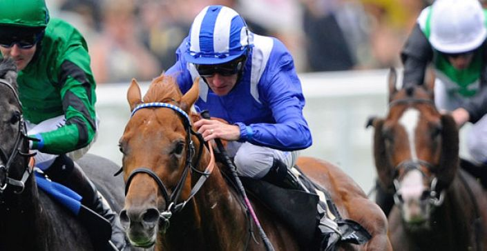 King George Stakes Tip: Battaash