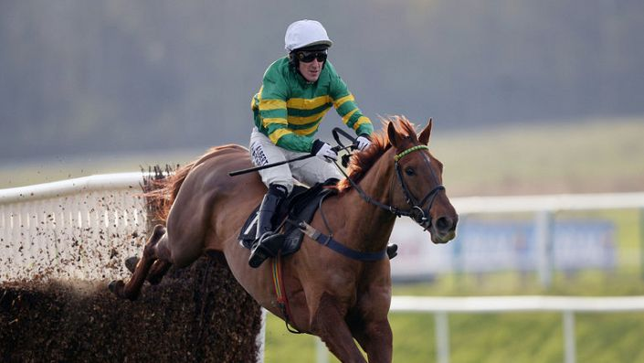 Grand National Odds: Pendra