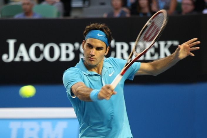 Federer has won 39 of his last 41 matches.